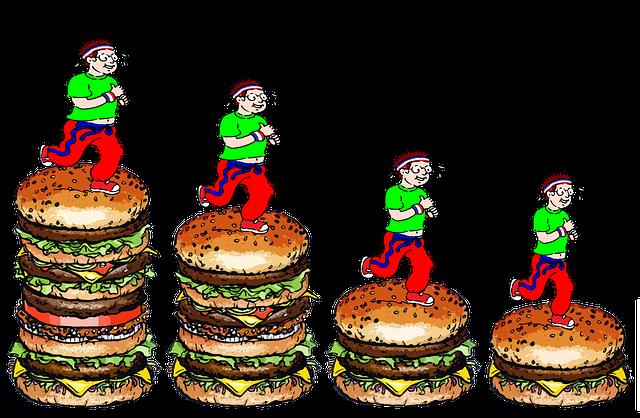 הפחתה במזון עתיר שומן