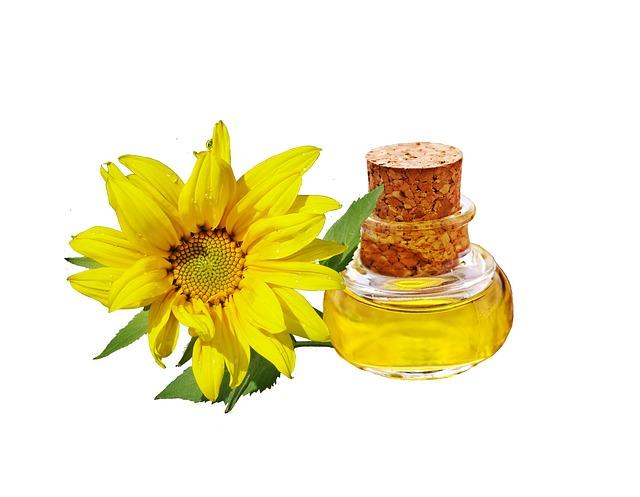שמן חמניה ופרח חמניה