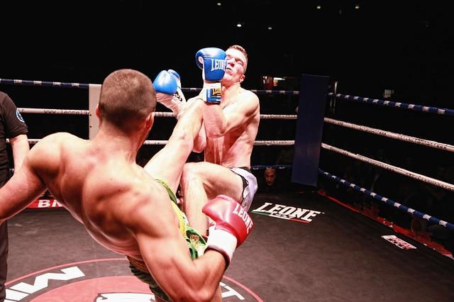 אגרוף תאילנדי, מתאגרפים בזירה
