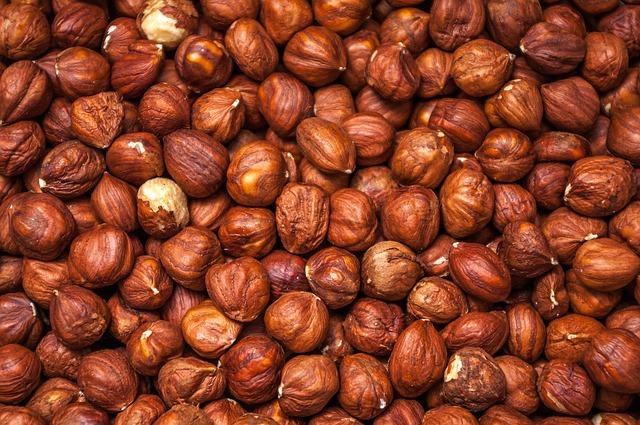 אגוזי לוז - אגוזי אילסר