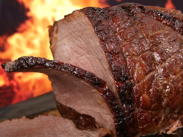 בשר בקר צלוי
