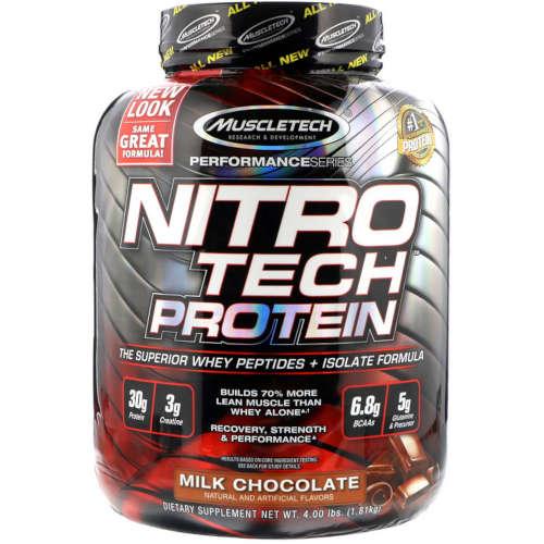אבקת חלבון ניטרו טק